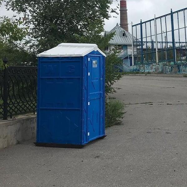 Туалетная кабина - биотуалет 0247