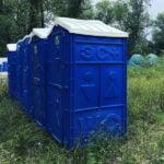 Туалетная кабина - биотуалет 0251