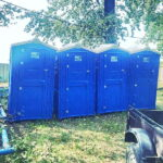 Туалетная кабина - биотуалет 0255