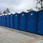 Туалетная кабина - биотуалет 0260