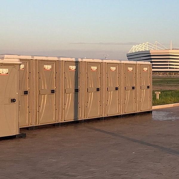 Туалетная кабина - биотуалет 0271
