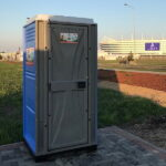 Туалетная кабина - биотуалет 0273