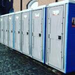 Туалетная кабина - биотуалет 0276