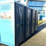 Туалетная кабина - биотуалет 0279