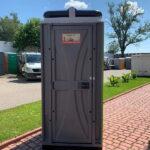 Туалетная кабина - биотуалет 0295