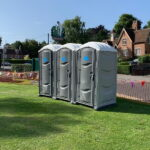 Туалетная кабина - биотуалет 0303