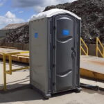 Туалетная кабина - биотуалет 0306