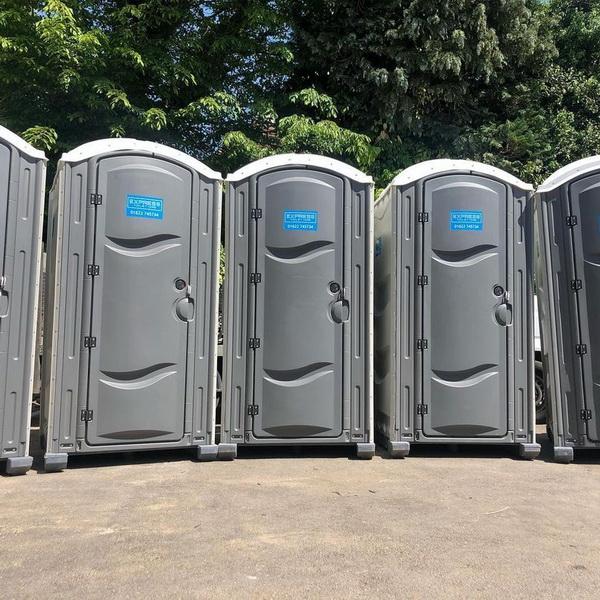 Туалетная кабина - биотуалет 0311