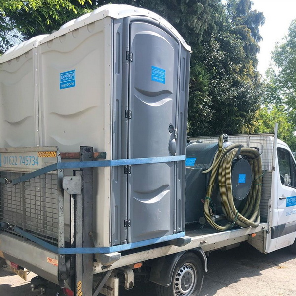 Туалетная кабина - биотуалет 0312