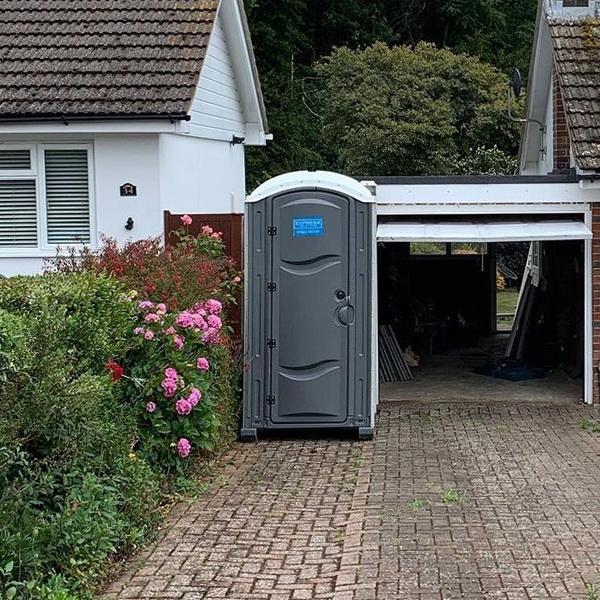 Туалетная кабина - биотуалет 0315