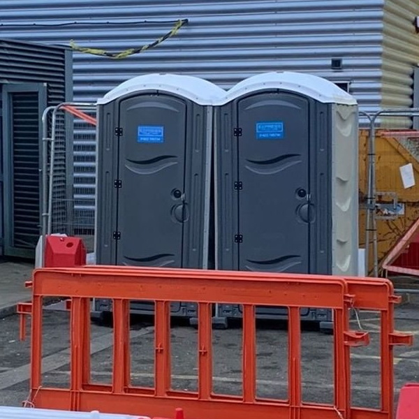 Туалетная кабина - биотуалет 0318