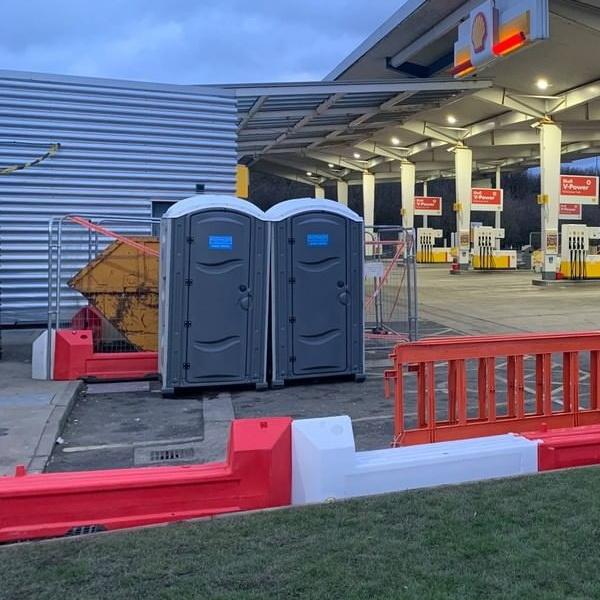 Туалетная кабина - биотуалет 0319