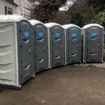 Туалетная кабина - биотуалет 0323