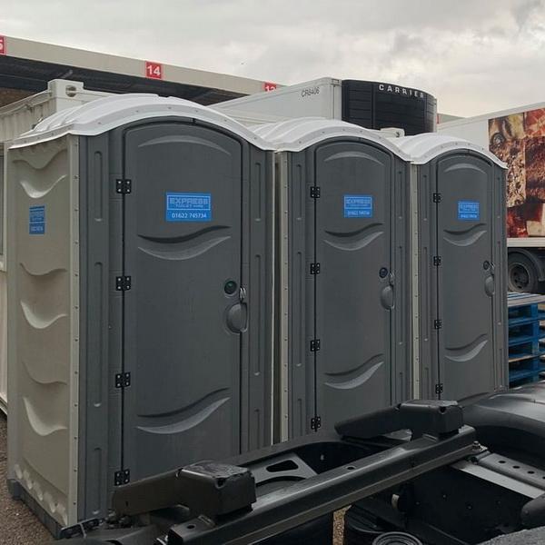 Туалетная кабина - биотуалет 0324