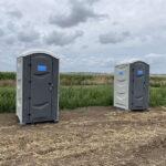 Туалетная кабина - биотуалет 0326