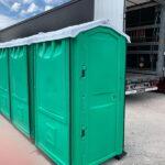 Туалетная кабина - биотуалет 0331v