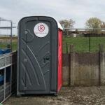 Туалетная кабина - биотуалет 0360