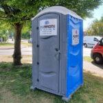 Туалетная кабина - биотуалет 0368