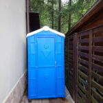 Туалетная кабина для дачи 0002-1