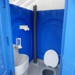 Туалетная кабина Люкс 011