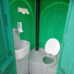 Туалетная кабина Люкс 018