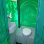 Туалетная кабина Люкс 019