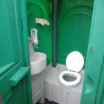 Туалетная кабина Люкс 020
