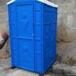 Туалетная кабина Люкс Эконом 002