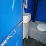 Туалетная кабина Люкс Эконом 006
