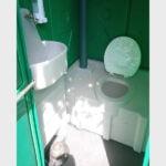 Туалетная кабина Люкс Эконом 017