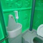 Туалетная кабина Люкс Эконом 020