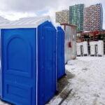 Туалетная кабина Стандарт 017