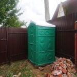 Туалетная кабина Универсал 001