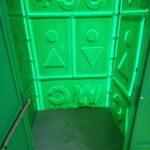 Туалетная кабина Универсал 018