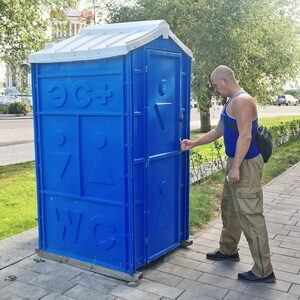 Уличные биотуалеты МТК_001