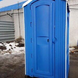 Туалетная кабина Люкс (МТК) 001