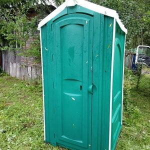Туалетная кабина Люкс (МТК) 004