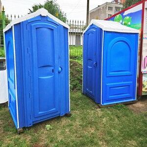 Туалетная кабина Люкс (МТК) 005