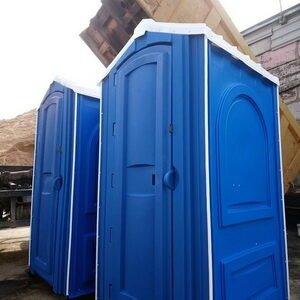 Туалетная кабина Люкс (МТК) 007