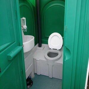 Туалетная кабина Люкс (МТК) 011