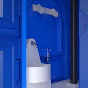 Туалетная кабина Люкс (МТК) 013