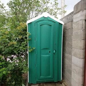 Туалетная кабина Стандарт (МТК) 002