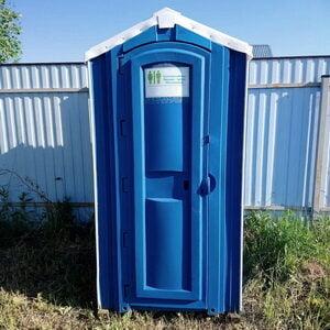 Туалетная кабина Стандарт (МТК) 005