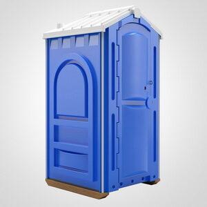 Туалетная кабина Стандарт (МТК) 009