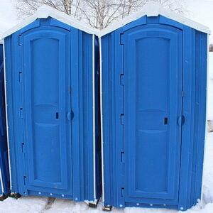 Туалетная кабина Стандарт (МТК) 012