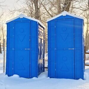 Туалетная кабина Универсал 002