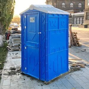 Туалетная кабина Универсал 006