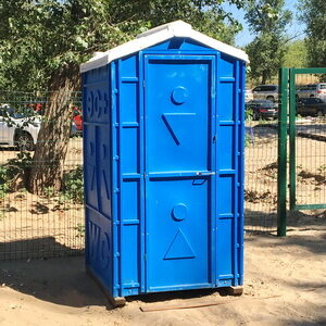 Туалетная кабина Универсал 010