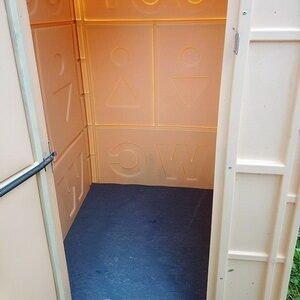 Туалетная кабина Универсал 014