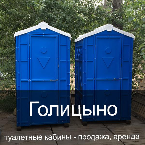 06 Голицыно Туалетные кабины аренда продажа